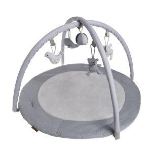 Activity mat silver-grey/grey/white