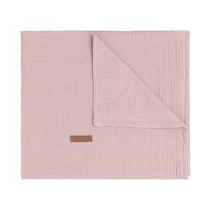 Baby crib blanket Breeze old pink