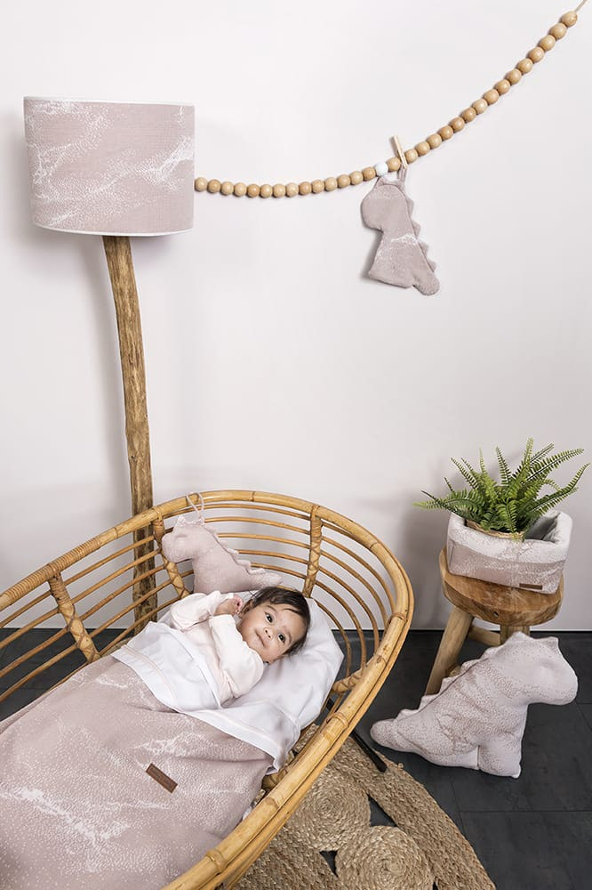 baby crib blanket marble khakiolive