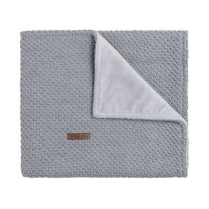 Baby crib blanket soft Flavor grey
