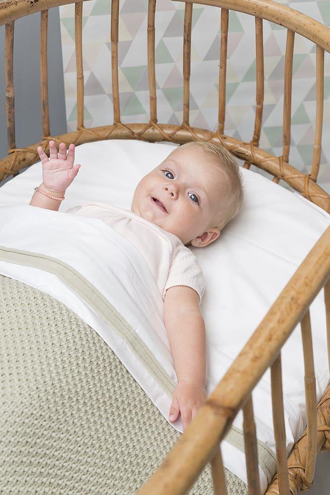 baby crib blanket soft flavor rust