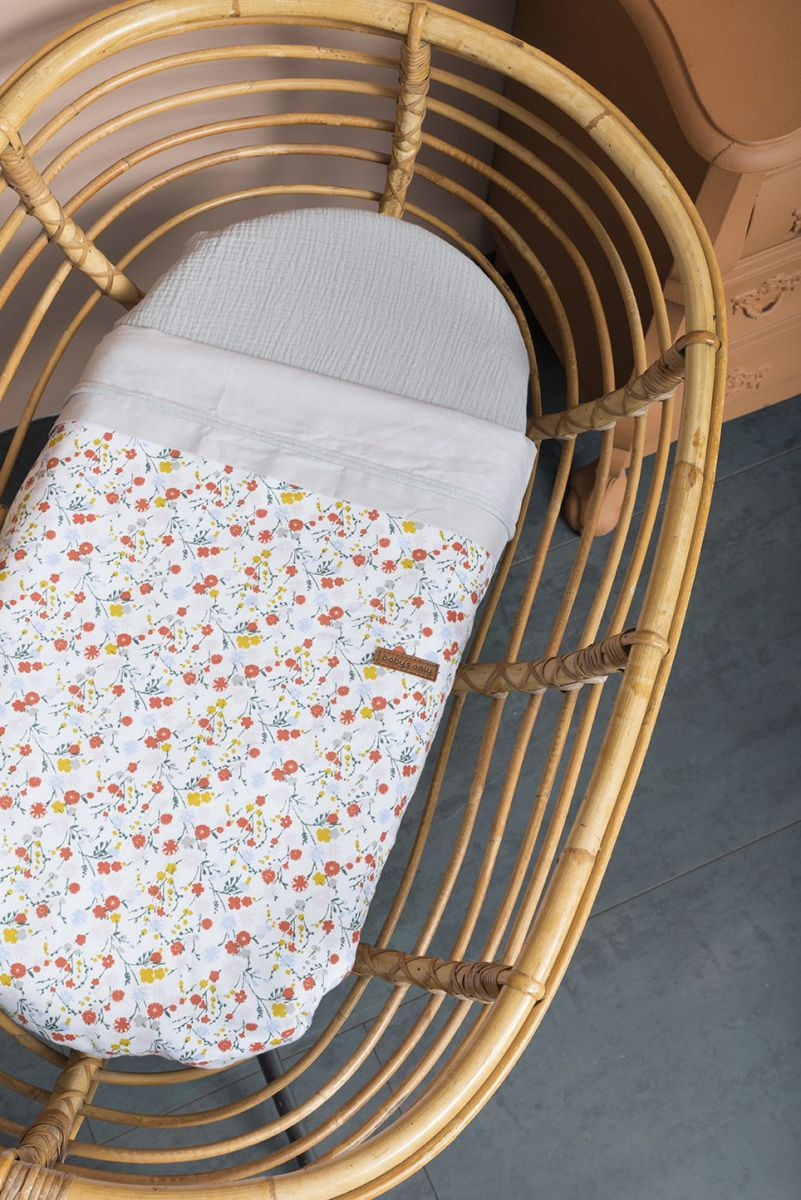 baby crib blanket teddy bloom