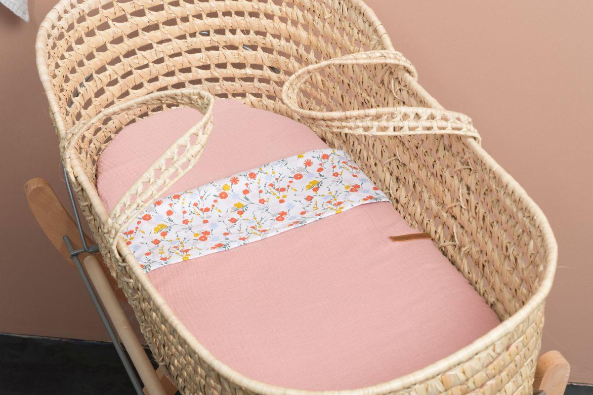 baby crib blanket teddy breeze anthracite