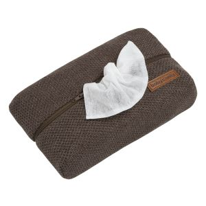 Baby wipes pouch Classic cacao