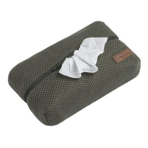 Baby wipes pouch Classic khaki