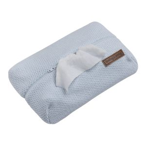 Baby wipes pouch Classic powder blue