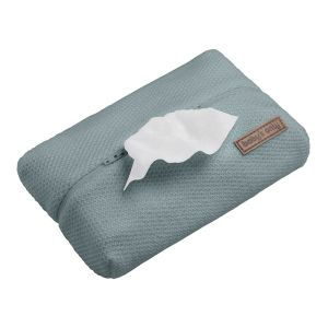 Baby wipes pouch Classic stonegreen