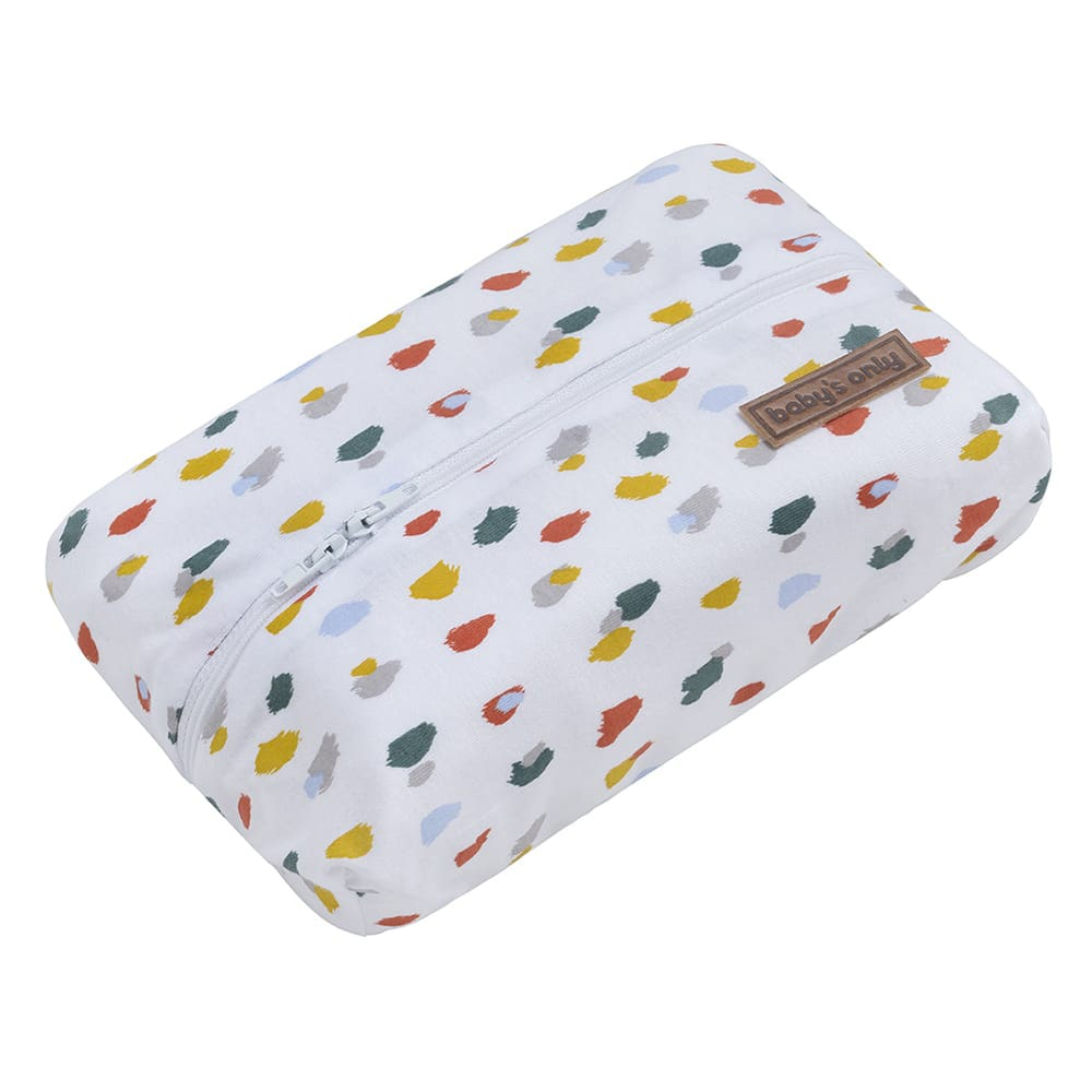 baby wipes pouch leaf
