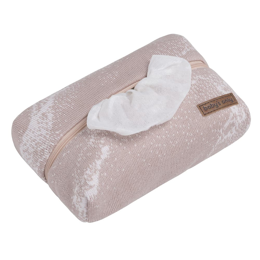 baby wipes pouch marble old pinkclassic pink