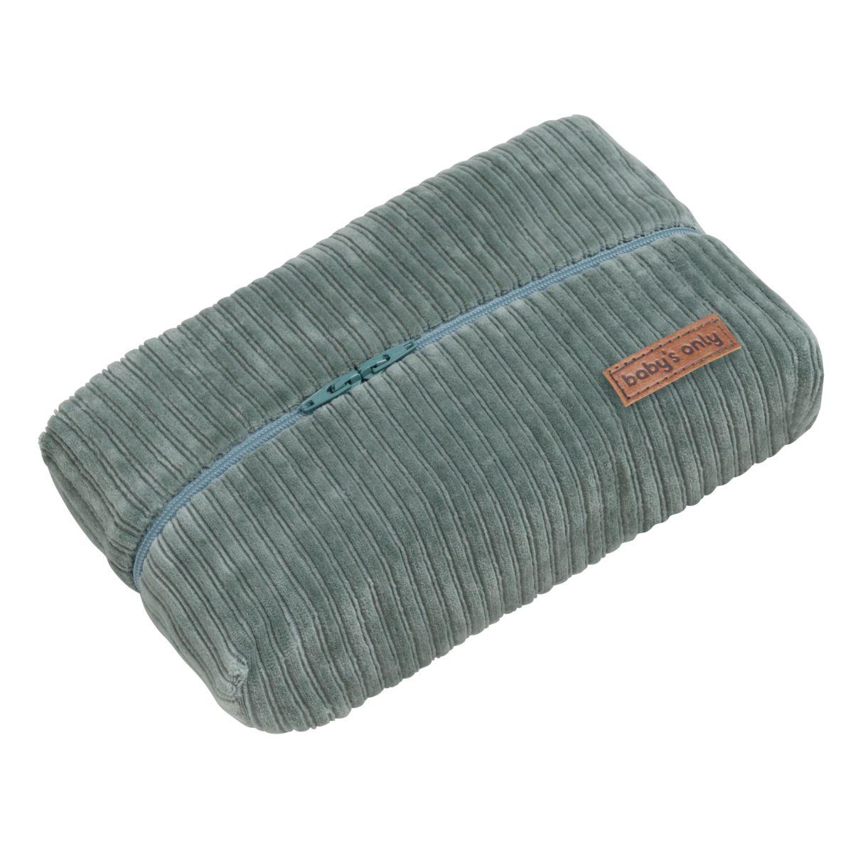 baby wipes pouch sense sea green