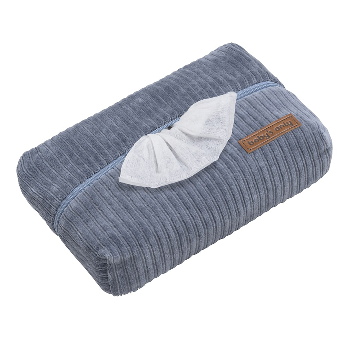 baby wipes pouch sense vintage blue
