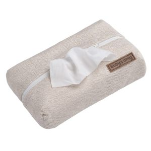 Baby wipes pouch Sparkle gold-ivory melee