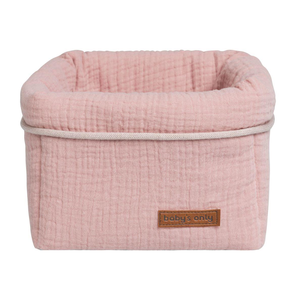 basket breeze old pink
