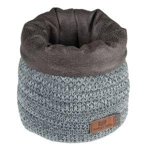 Basket River anthracite/grey melee