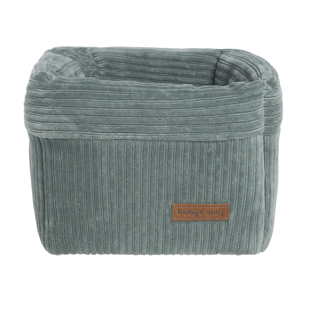 basket sense sea green