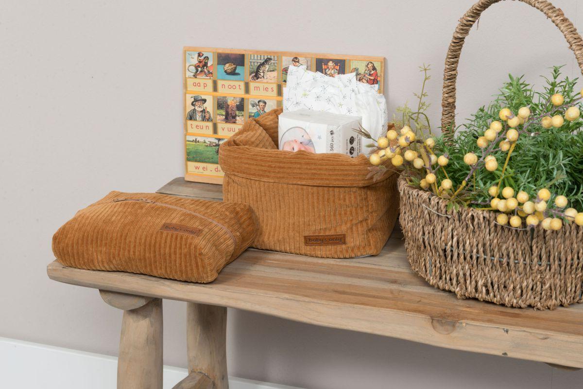 basket sense sea green