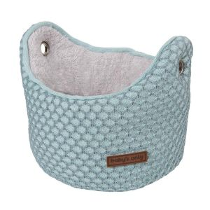 Basket Sun mint/stonegreen