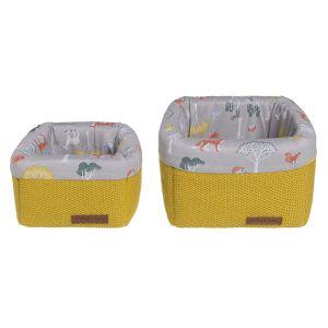 Baskets Forest mustard