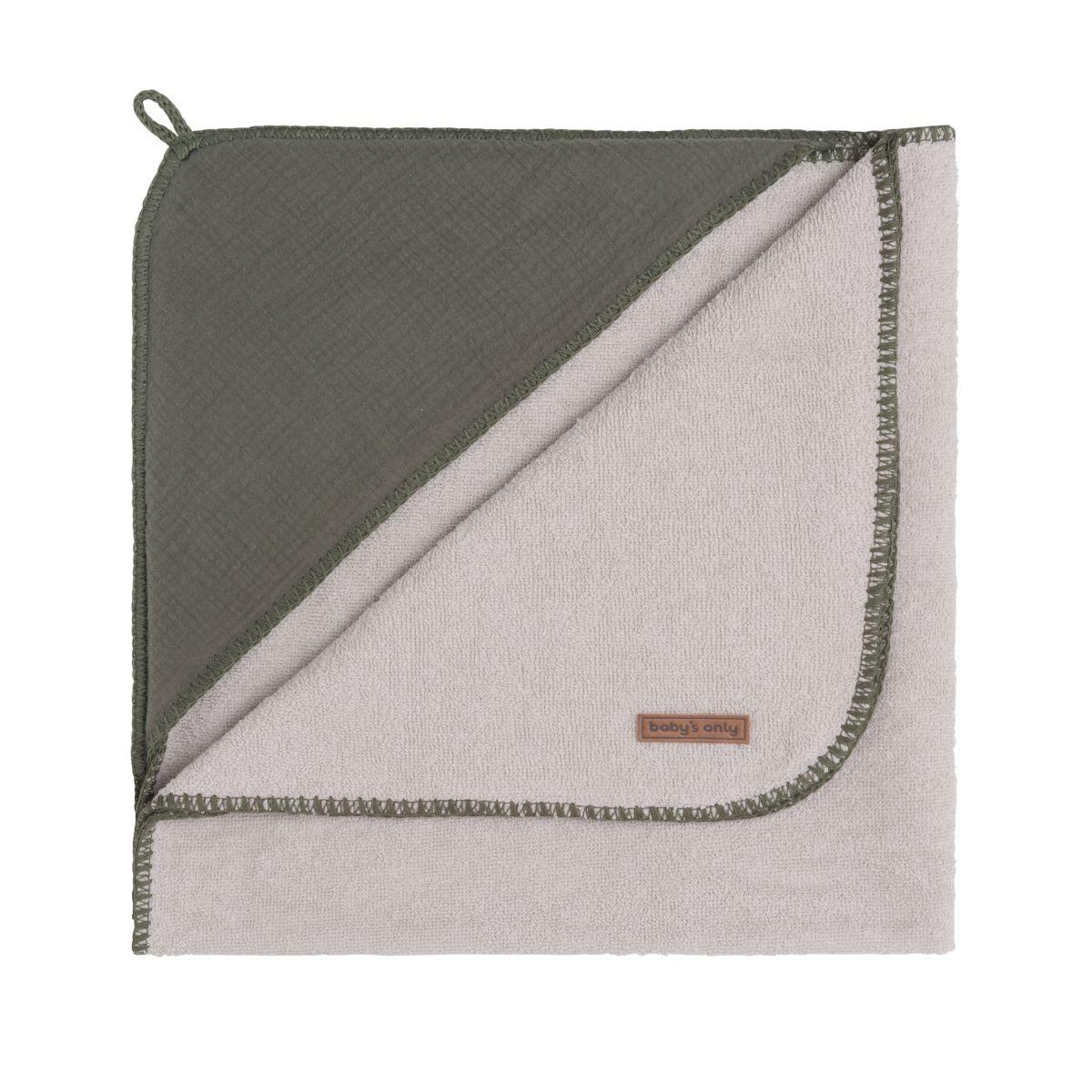 bathcape breeze khaki 75x85