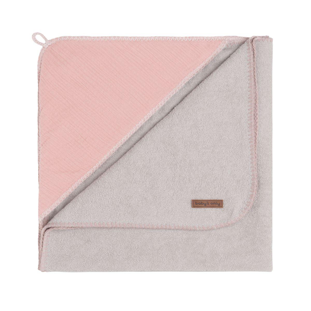 bathcape breeze old pink 75x85