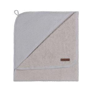 Bathcape Classic silver-grey - 75x85