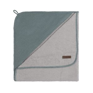 Bathcape Classic stonegreen - 75x85