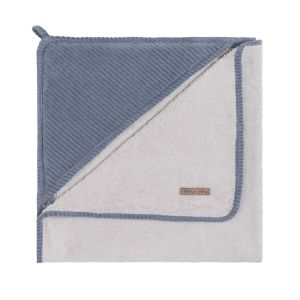 Bathcape Sense vintage blue - 75x85