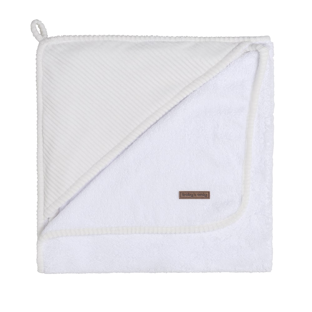 bathcape sense white 75x85