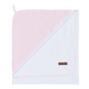 Bathcape Sun classic pink/baby pink - 75x85