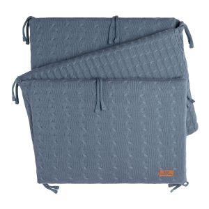 Bed bumper Cable granit