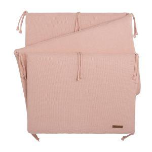 Bed bumper Classic blush
