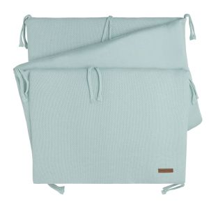 Bed bumper Classic mint