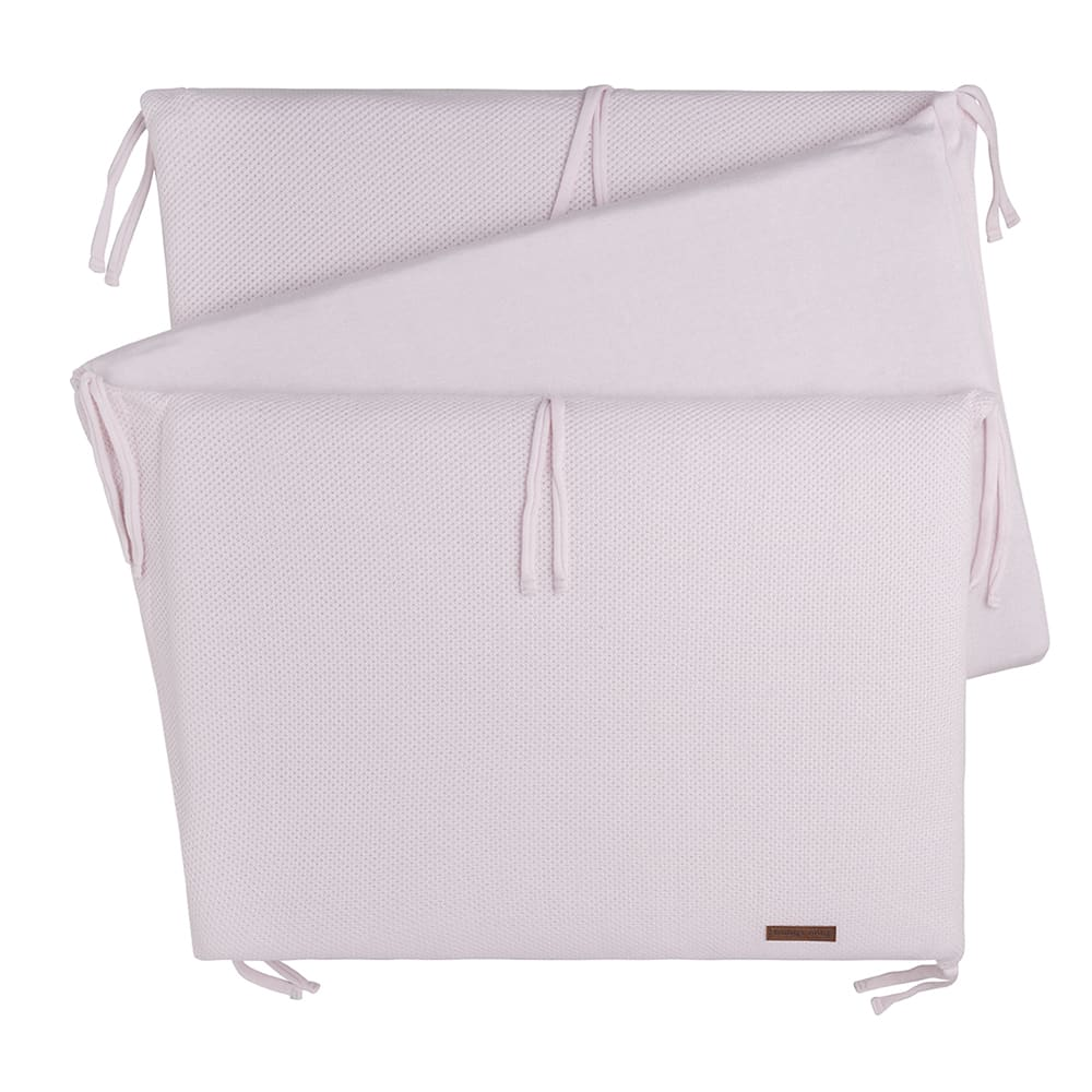 bed bumper classic pink