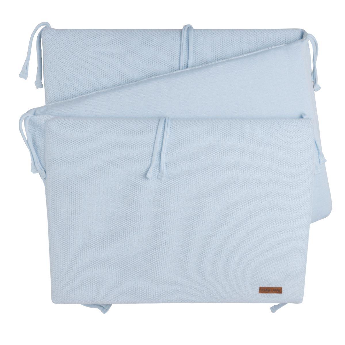 bed bumper classic powder blue