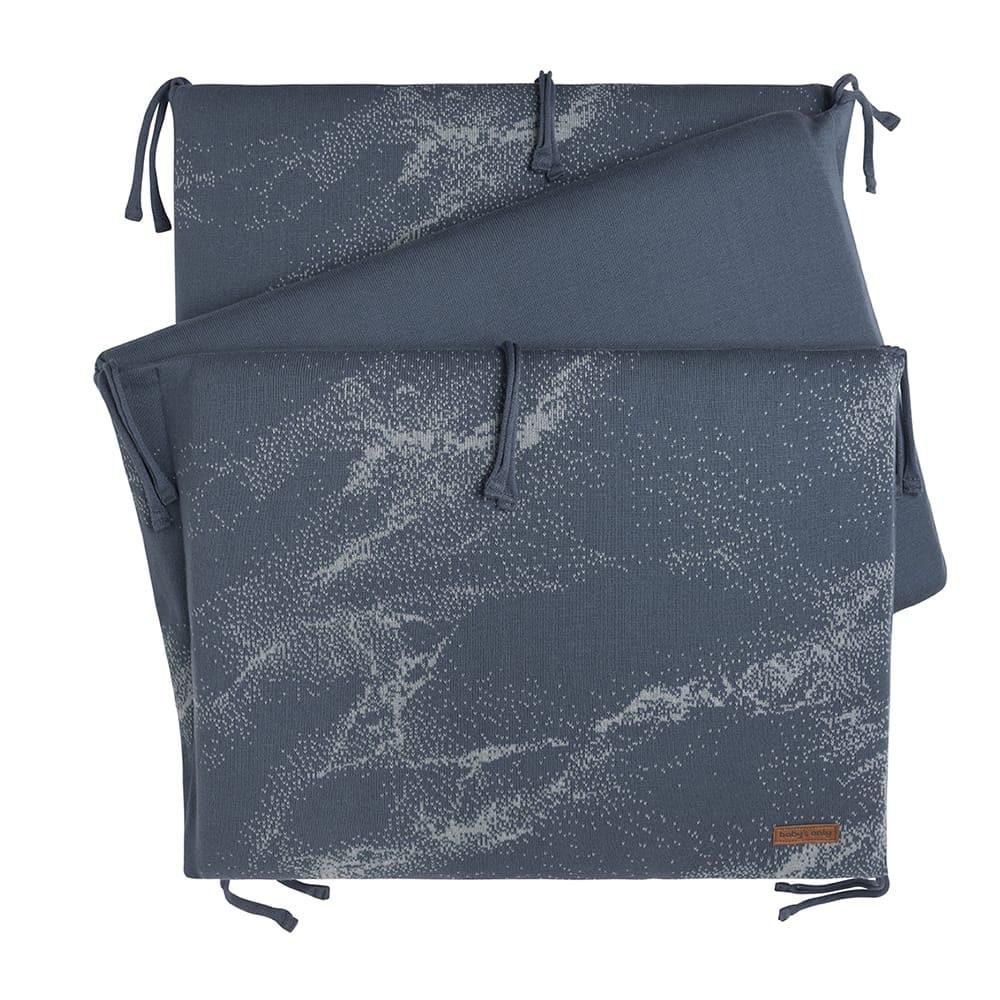 bed bumper marble granitgrey