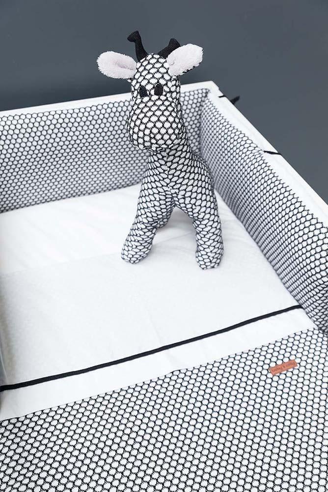 bed bumper sun mintstonegreen
