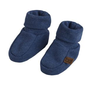 Booties Melange jeans - 0-3 months