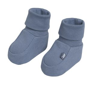 Booties Pure vintage blue - 0-3 months