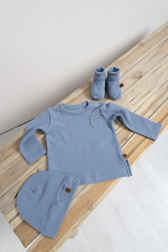 booties pure vintage blue 36 months