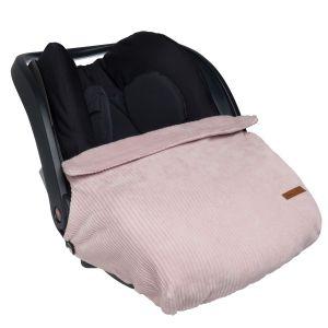 Car seat blanket Sense old pink