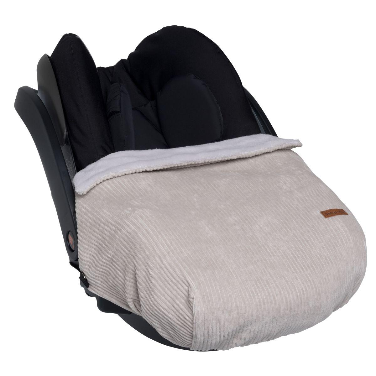 car seat blanket sense pebble grey
