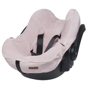 Car seat cover Sense old pink