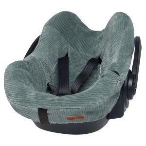 Car seat cover Sense sea green