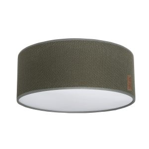 Ceiling lamp Classic khaki - Ø35 cm