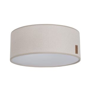 Ceiling lamp Classic sand - Ø35 cm
