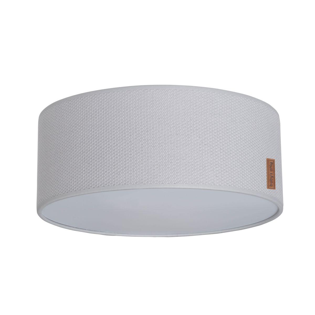 ceiling lamp classic silvergrey 35 cm