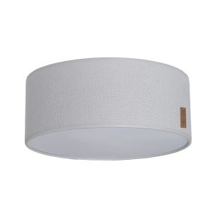 Ceiling lamp Classic silver-grey - Ø35 cm