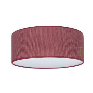 Ceiling lamp Classic stone red - Ø35 cm