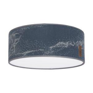 Ceiling lamp Marble granit/grey - Ø35 cm