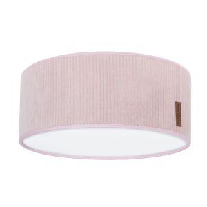 Ceiling lamp Sense old pink - Ø35 cm